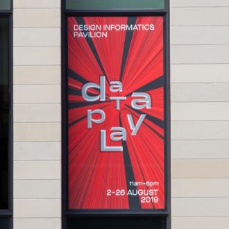 DataPlay Exhibition DesignInformatics (Peak15 / Sigrid Schmeisser)